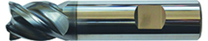 Picture of Solid Carbide 4 Flute Stub VariCut End Mills